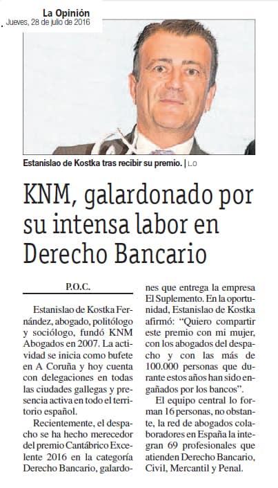 96._LA_OPINION_-_KNM_GALARDONADO_DERECHO_BANCARIO_2016