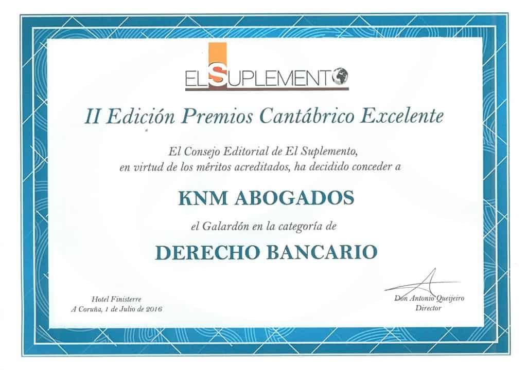 KNM ABOGADOS PREMIO-CANTABRICO-EXCELENTE