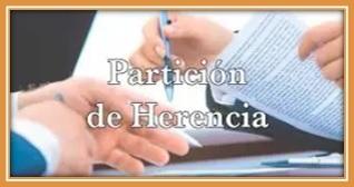 clases de partición en el derecho sucesión español