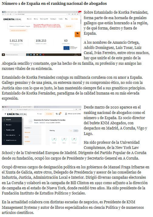 KOSTKA FERNANDEZ ABOGADO Nº 1 - ALERTA DIGITAL 2